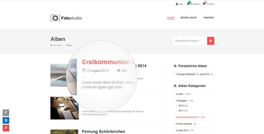 Alle Bildkopie Online Shop Funktionen Im Detail Bildkopie Der