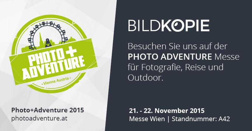 Bildkopie Auf Der PHOTO ADVENTURE Messe Für Fotografie, Reise Und Outdoor