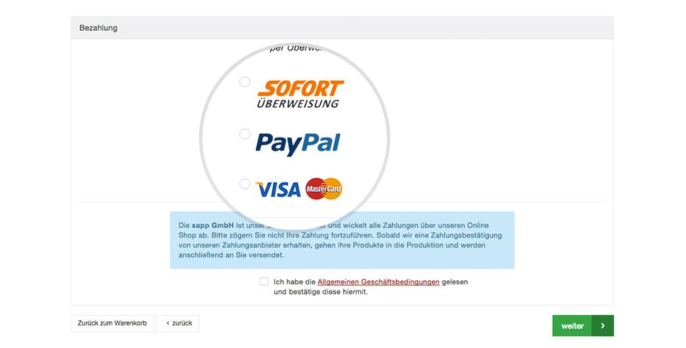 PayPal Problem Im Webshop Wurde Behoben