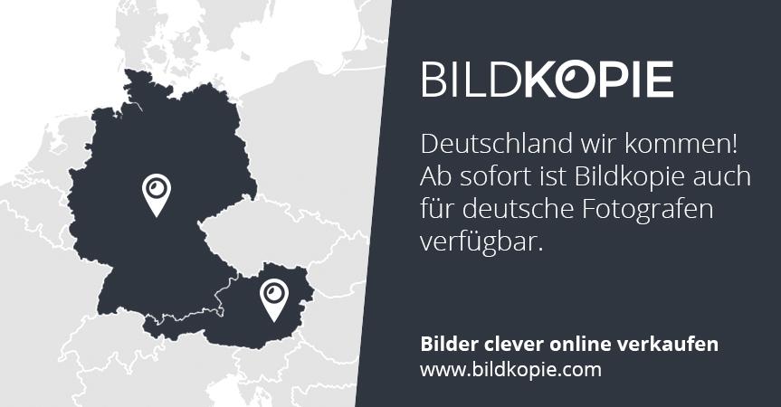 Hallo Deutschland! Ab Sofort Ist Unser Bildkopie Shopsystem Auch Für Deutsche Fotografen Verfügbar.