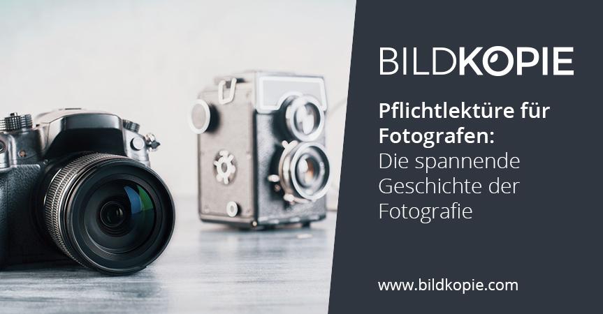 Pflichtlektüre Für Fotografen: Die Spannende Geschichte Der Fotografie
