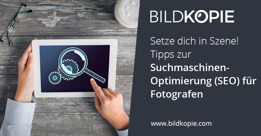 Setze Dich In Szene – Suchmaschinen-Optimierung (SEO) Für Fotografen