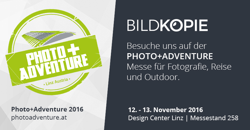 Bildkopie Ist Dabei: Photo+Adventure 2016 In Linz