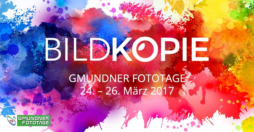 Bildkopie Auf Den Gmundner Fototagen