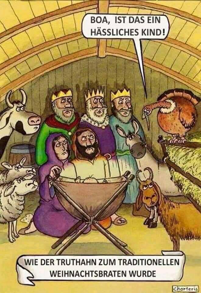 Fröhliche Weihnachten An Alle