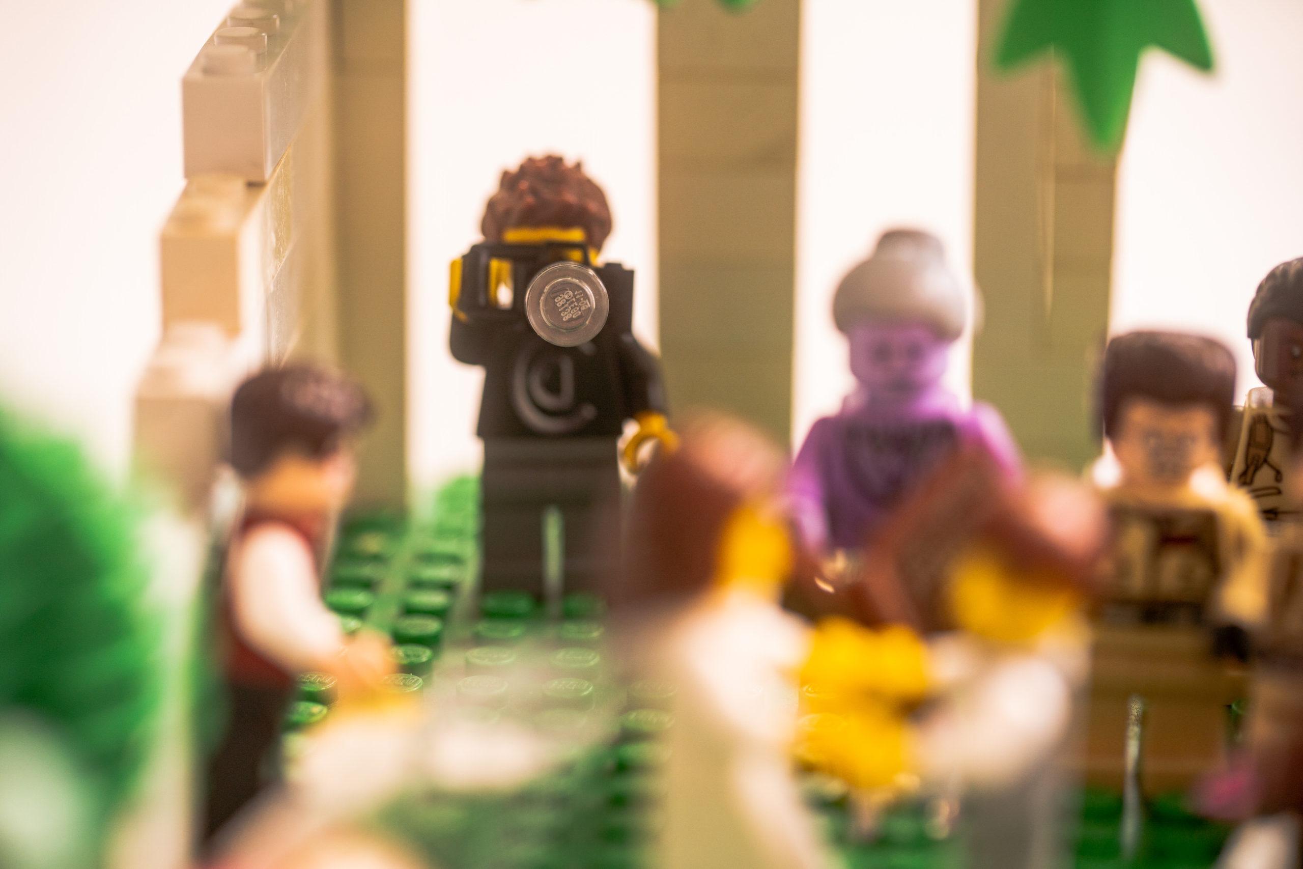 Hochzeit Mit LEGO?